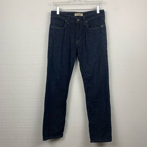 Levi's Made & Crafted Jeans Needle Narrow Blue